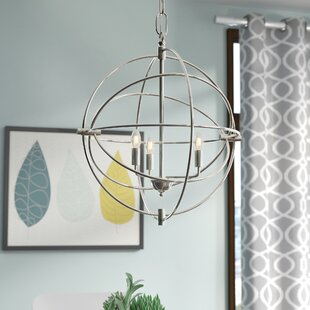 Brayden Studio Hamby 3-Light Pendant