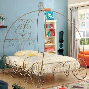 Elisha Canopy Bed