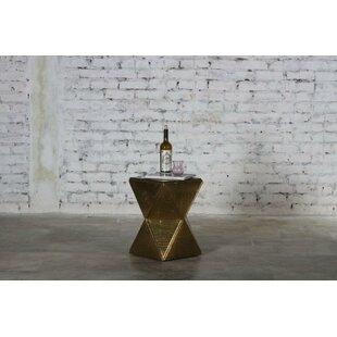 Raymonde End Table by Everly Quinn