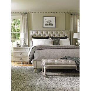 Oyster Bay Upholstered Panel Bed