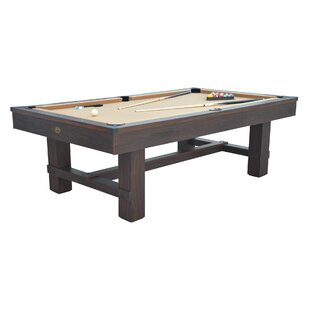 Game room furniture youll love wayfair bryce 8 pool table greentooth Images