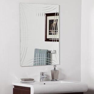 Inexpensive Caydon Modern Wall Mirror ByDecor Wonderland