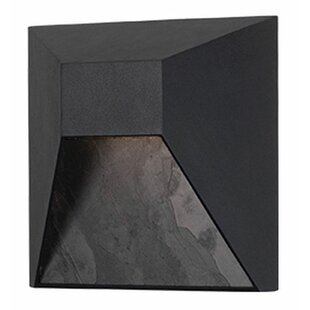 Aspen 1-Light Outdoor Sconce by Radionic Hi Tech