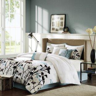 Winston Porter Petrie 7 Piece Comforter Set