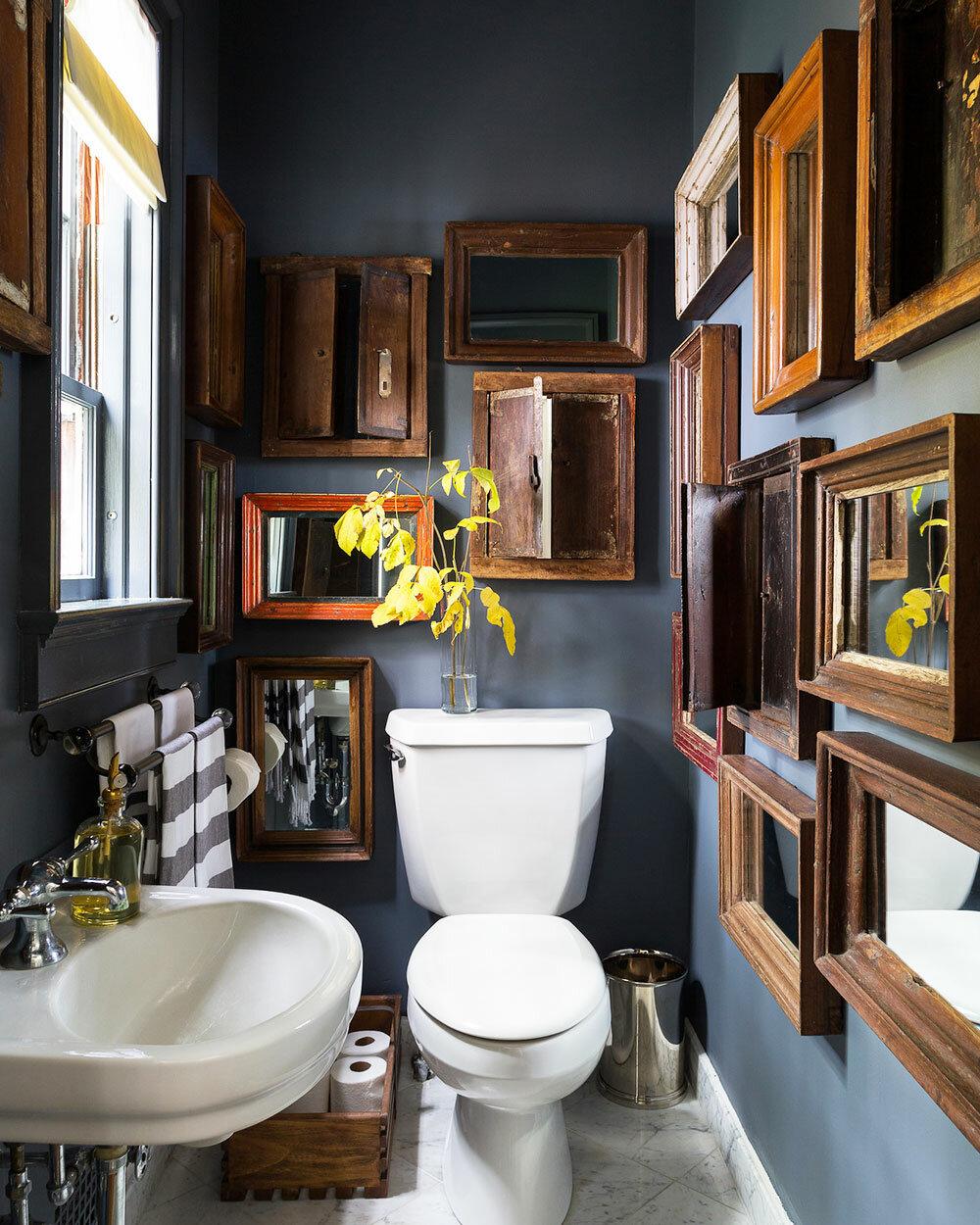 4 Ideas To Liven Up Your Bathroom Walls Wayfair