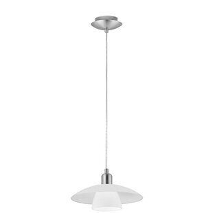 Wrought Studio Heid 1-Light Cone Pendant