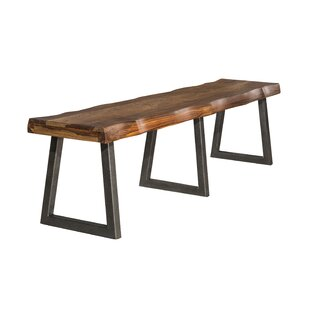 Linde Wood Bench by Brayde..