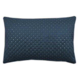 Grayson Boudoir Sequins Velvet Lumbar Pillow