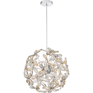 Remick 7-Light Crystal Cha..