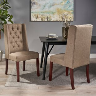 Pennell Upholstered Dining Chair Set of 2