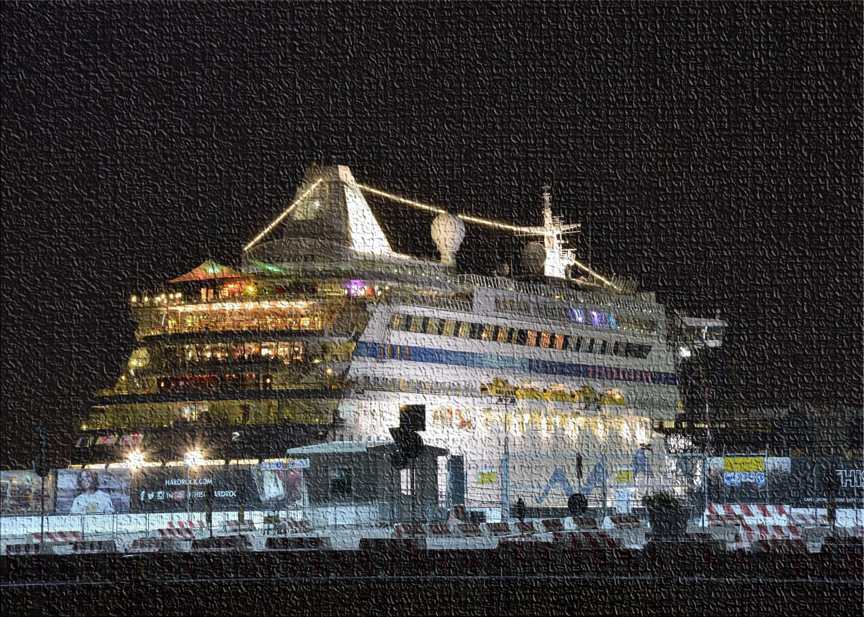 East Urban Home Cruise Ship Black Area Rug Wayfair
