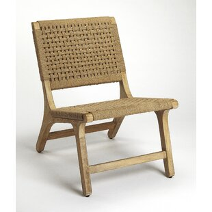 Langston Slipper Chair by Bungalow Rose