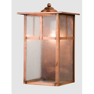 Meyda Tiffany 1-Light Outdoor Flush Mount
