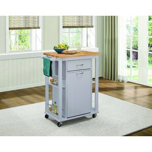 Kempton Kitchen Cart by Darby Home Co