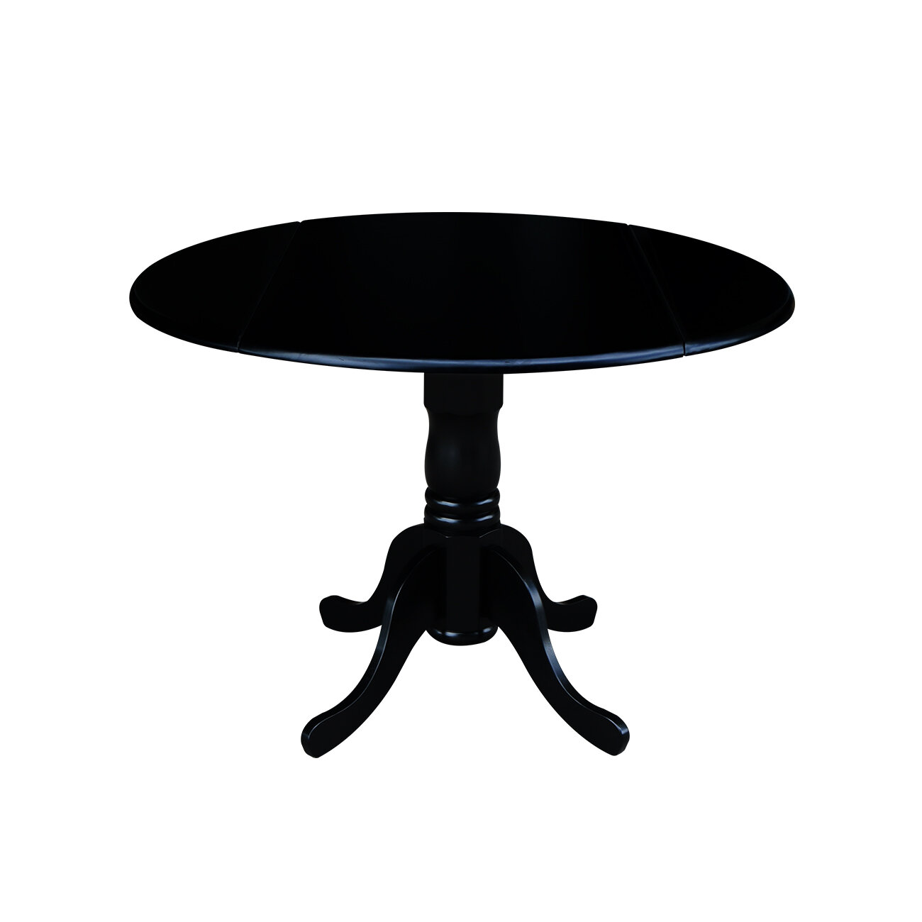 Black Round Kitchen Dining Tables You Ll Love In 2021 Wayfair