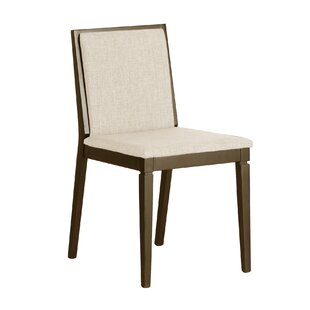 Brandy Upholstered Dining Chair (Set of 2..