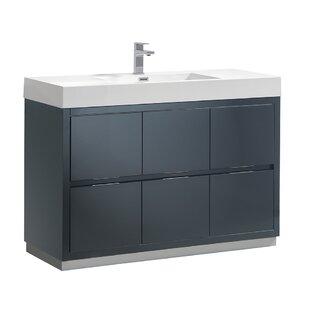 Searching for Senza Valencia 48 Single Bathroom Vanity Set ByFresca