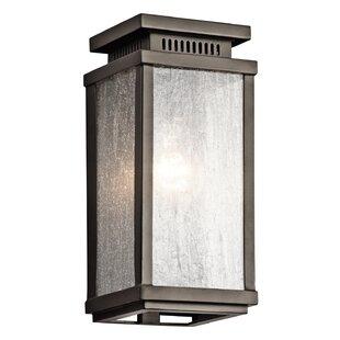 Conesville 1-Light Outdoor Sconce