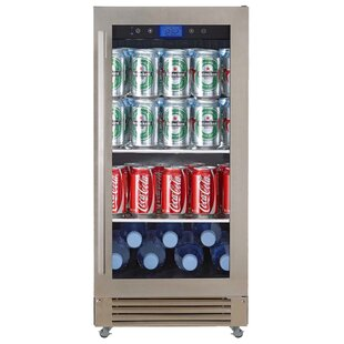 15-inch 3 cu. ft. Convertible Beverage Center