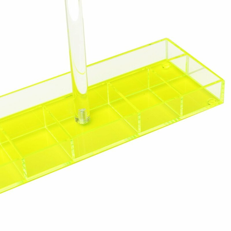 Ikee Design Acrylic Jewelry Organizer Display Jewelry Stand