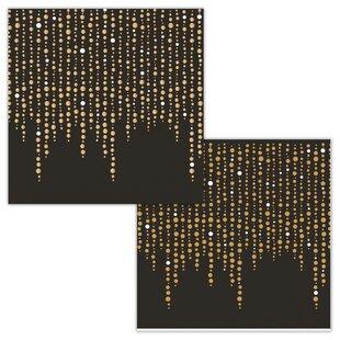 Hartselle Glittering Foil Dots 5