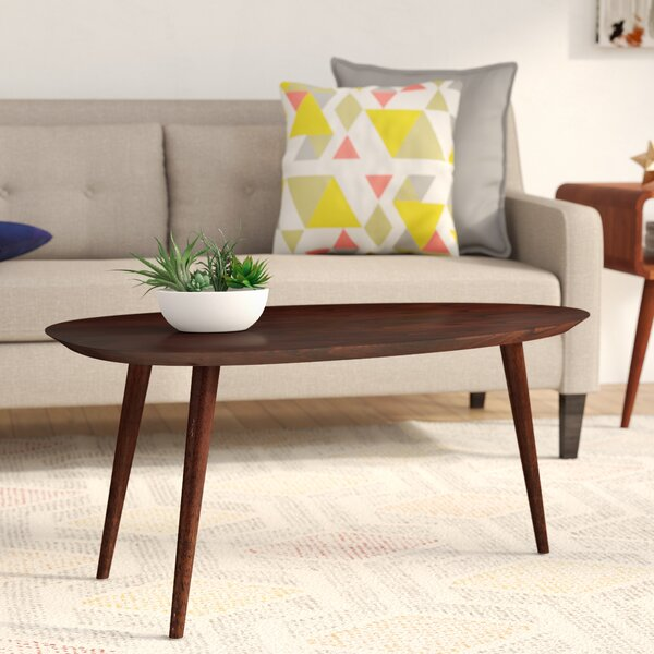 Best Mid Century Modern Coffee Tables Top Cluburb - Small mid century modern coffee table