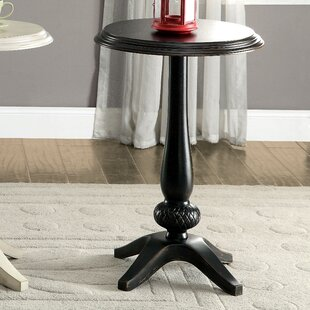 Lenoir End Table by August Grove