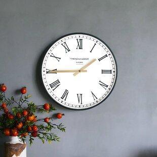 Modern Contemporary White Wall Clocks You Ll Love In 2021 Wayfair