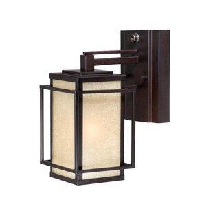 Loon Peak Pontiff 1-Light Outdoor Wall Lantern