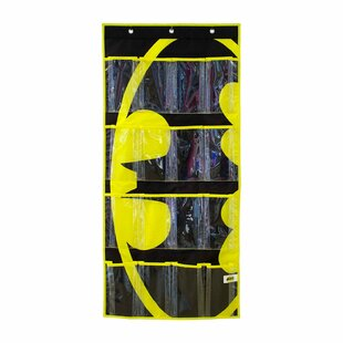 Big Save Batman 8 Pair Overdoor Shoe Organizer By Everything Mary