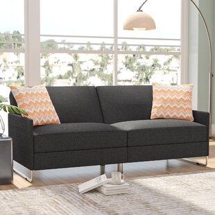 Callion Convertible Sofa By Wade Logan