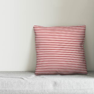 French Ticking Throw Pillow Wayfair