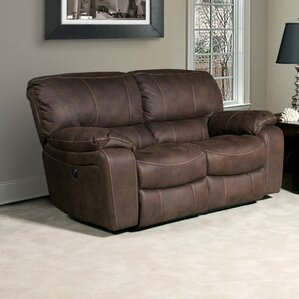 Roderick Manual Dual Reclining Loveseat by R..