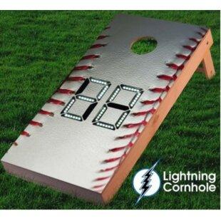 Lightning Cornhole Electro..
