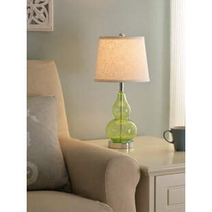 Comparison Accent 20 Table Lamp By Highland Dunes