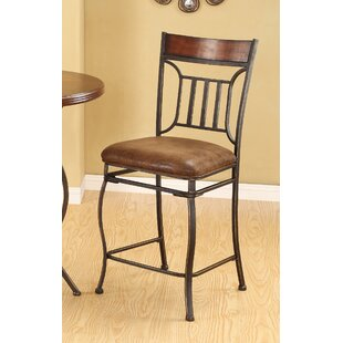 Enfield 24 Bar Stool (Set of 2) Fleur De Lis Living
