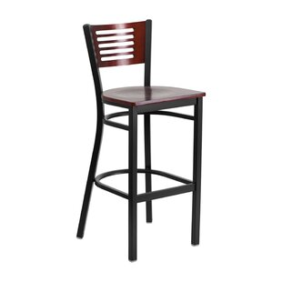 Online Reviews Gaia Bar Stool by Ebern Designs Reviews (2019) & Buyer's Guide