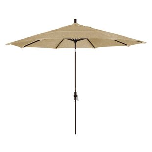 Beachcrest Home April Aluminum Tilt Market Umbrella