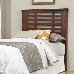 Shop For Rockvale Twin Slat Headboard by Loon Peak Reviews (2019) & Buyer's Guide