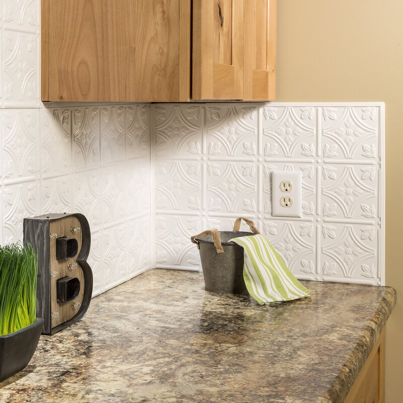 Fasade Backsplash Large Profile Accessory Specialty Piece Tile Trim ...