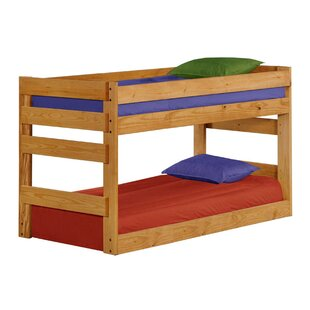 Deramus Bunk Bed by Harriet Bee Great Reviews