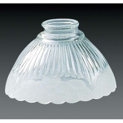 6 25 glass bowl pendant shade