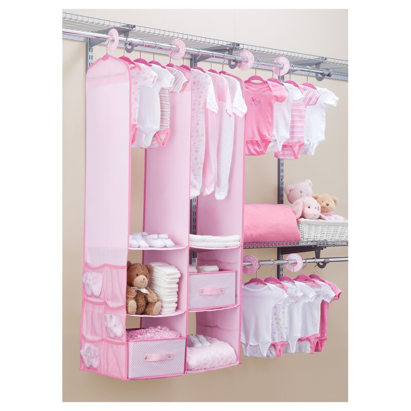 Superieur Deep Nursery Closet Organizer 24 Piece Set