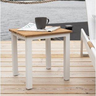 Anoki Aluminium Side Table By Ebern Designs
