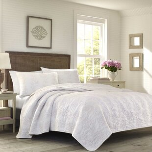 Belinda 100% Cotton Reversible Quilt Set by Laura Ashley Home