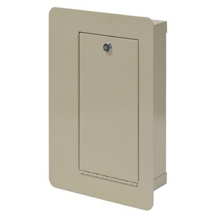 Buddy Products Economy Wall Safe