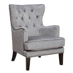 Borja Wingback Chair