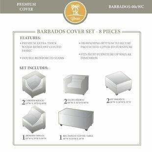 TK Classics Barbados Winter 8 Piece Cover..
