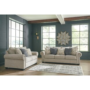 Zarina 2 Piece Configurable Living Room Set by Signature Design by Ashley