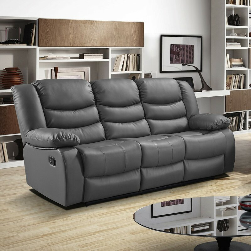 Trista 3 Seater Reclining Sofa